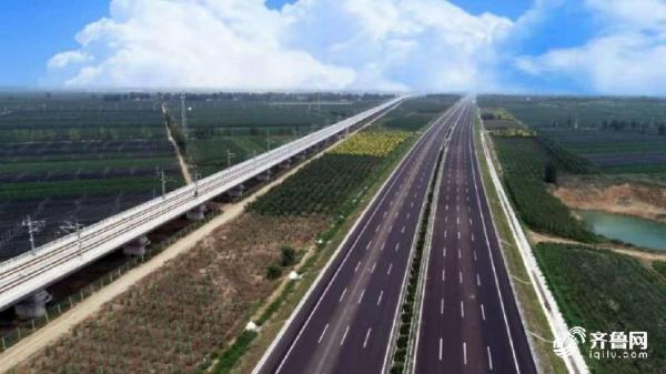 济青高速恢复通车 山东迈入八车道高速公路时代